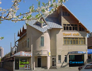 club sportiv . spalatorie auto . snack bar | Brasov